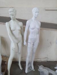 Манекены скульптурные Брак